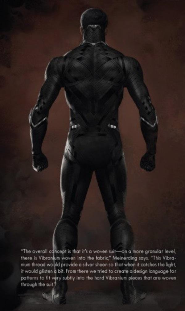 Black Panther Concept Art4