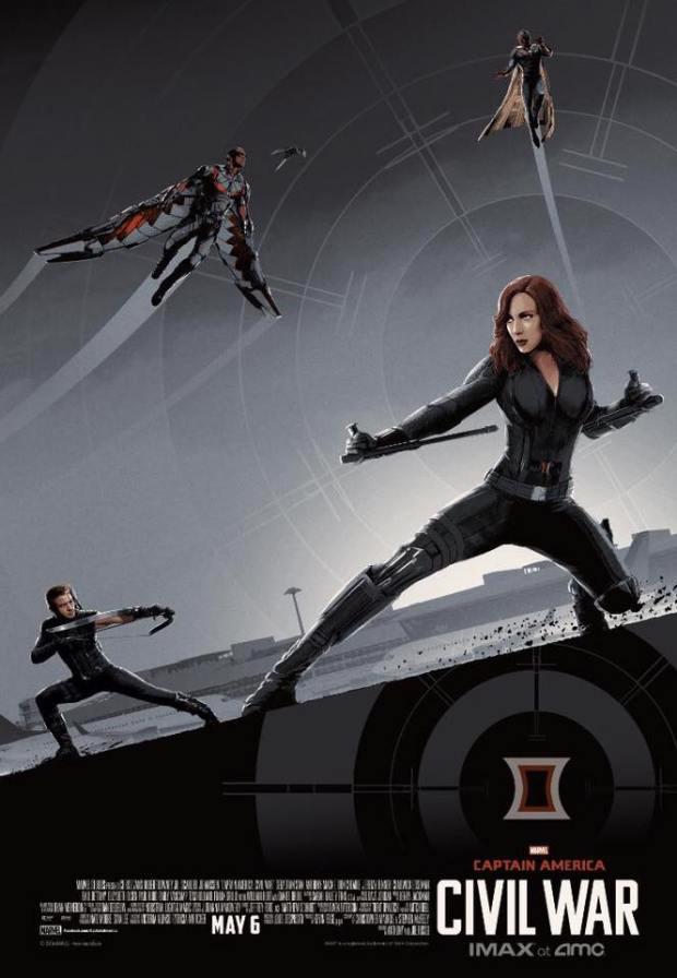 Captain America_Civil War_IMAX Poster_By Matt Ferguson2