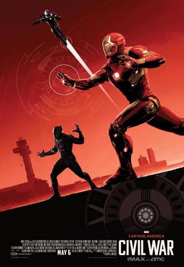 Captain America_Civil War_IMAX Poster_By Matt Ferguson3