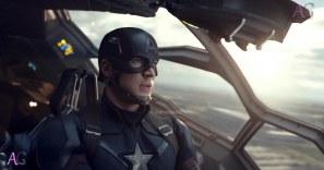 Marvel's Captain America: Civil War Steve Rogers/Captain America (Chris Evans) Photo Credit: Film Frame © Marvel 2016