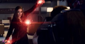 Marvel's Captain America: Civil War Scarlet Witch/Wanda Maximoff (Elizabeth Olsen) Photo Credit: Film Frame © Marvel 2016