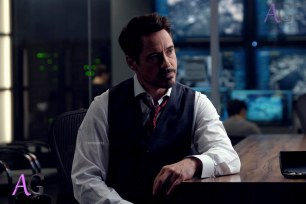 Marvel's Captain America: Civil War Tony Stark/Iron Man (Robert Downey Jr.) Photo Credit: Zade Rosenthal © Marvel 2016