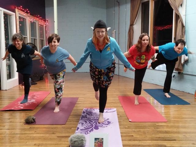 cosplay yoga 3