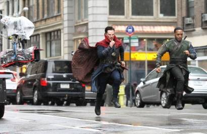 Doctor Strange_NY Set Photo (1)
