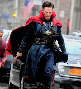 Doctor Strange_NY Set Photo (10)