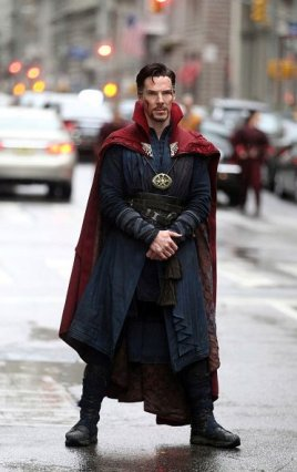 Doctor Strange_NY Set Photo (11)