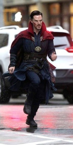 Doctor Strange_NY Set Photo (13)