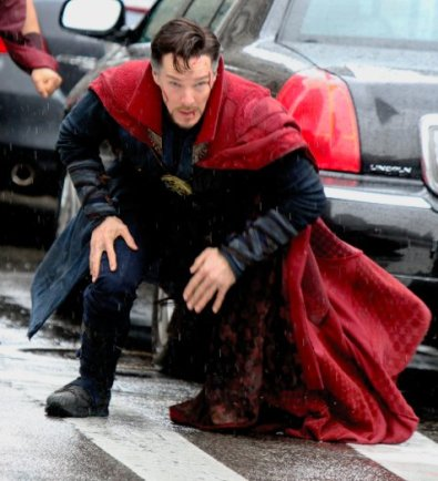 Doctor Strange_NY Set Photo (9)