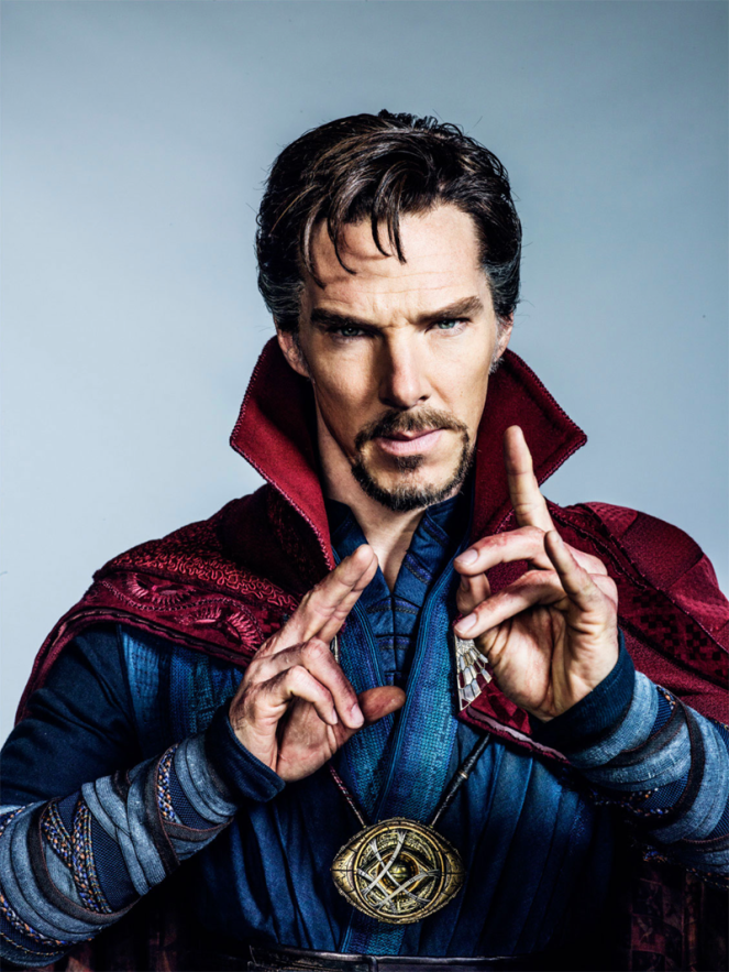 Doctor Strange_Official Image