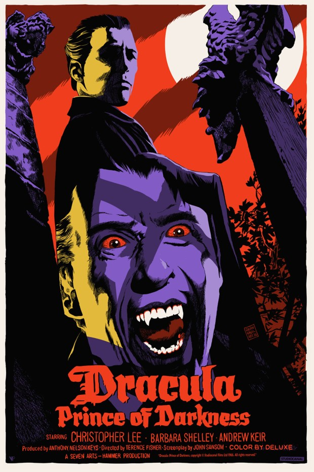 Dracula_Prince of Darkness by Francesco Francavilla