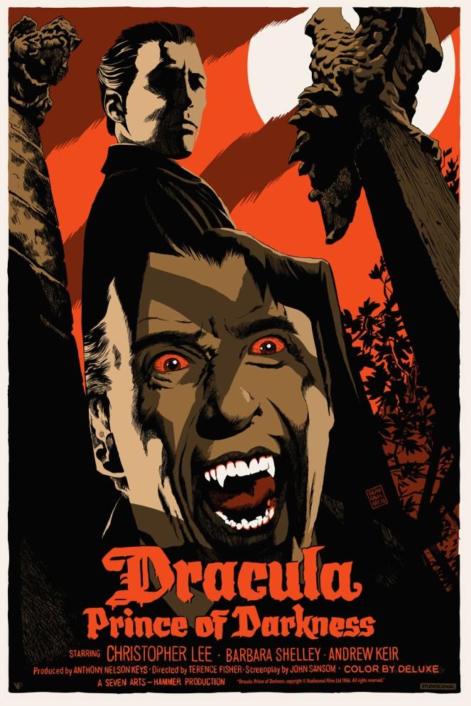 Dracula_Prince of Darkness_Variantby Francesco Francavilla