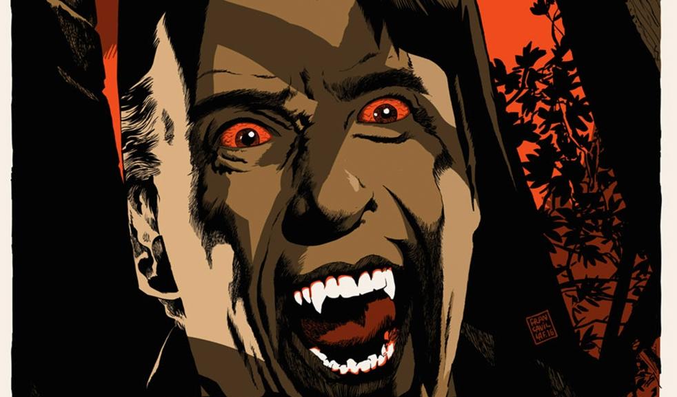 Dracula_Prince of Darkness_Variantby Francesco Francavilla2