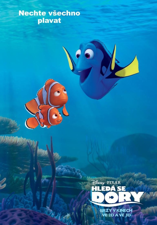 Finding Dory_International Character Poster