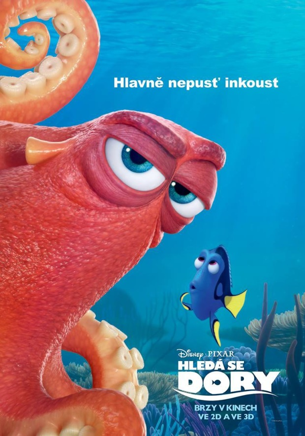 Finding Dory_International Character Poster3