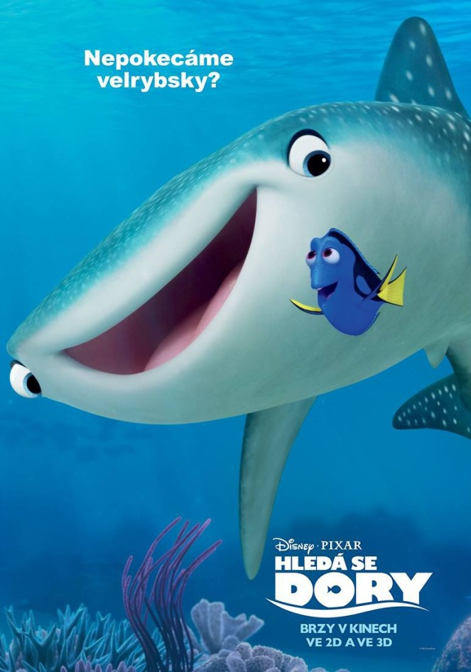Finding Dory_International Character Poster4