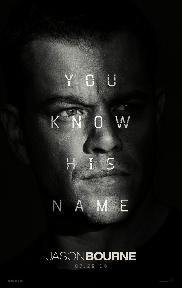 Jason Bourne_Poster