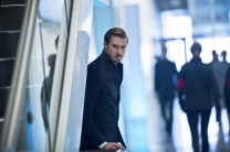 """DC's Legends of Tomorrow -- """"Progeny""""-- Image LGN110a_0436b.jpg -- Pictured (L-R): Arthur Darvill as Rip Hunter -- Photo: Diyah Pera/The CW -- © 2016 The CW Network, LLC. All Rights Reserved."""