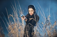 "DC's Legends of Tomorrow -- ""Last Refuge""-- Image LGN112b_0501b.jpg -- Pictured: Faye Kingslee as The Pilgrim -- Photo: Dean Buscher/The CW -- © 2016 The CW Network, LLC. All Rights Reserved."