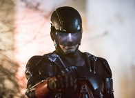 "DC's Legends of Tomorrow -- ""Last Refuge""-- Image LGN112b_0537b.jpg -- Pictured: Brandon Routh as Ray Palmer/Atom -- Photo: Dean Buscher/The CW -- © 2016 The CW Network, LLC. All Rights Reserved."