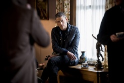 "DC's Legends of Tomorrow -- ""Last Refuge""-- Image LGN112a_0140b.jpg -- Pictured: Wentworth Miller as Leonard Snart/Captain Cold -- Photo: Dean Buscher/The CW -- © 2016 The CW Network, LLC. All Rights Reserved."