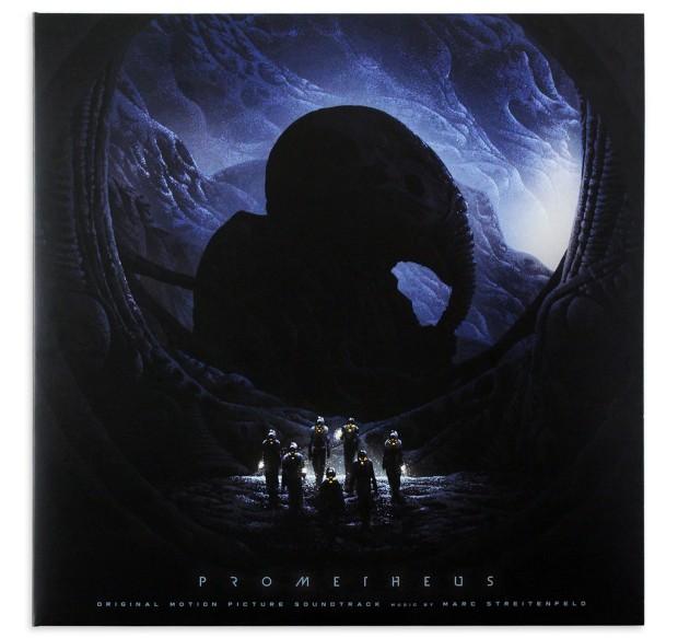 Prometheus - Original Motion Picture Soundtrack 2XLP