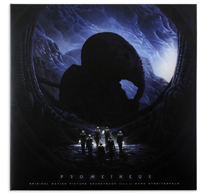Prometheus - Original Motion Picture Soundtrack 2XLP
