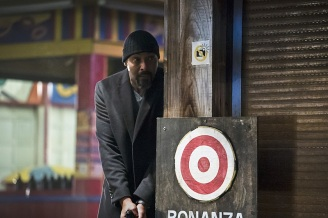 "The Flash -- ""Back to Normal"" -- Image: FLA219b_0110b.jpg -- Pictured: Jesse L. Martin as Detective Joe West -- Photo: Katie Yu/The CW -- © 2016 The CW Network, LLC. All rights reserved."