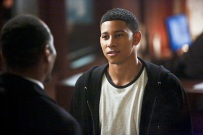 """The Flash -- """"Rupture"""" -- Image: FLA220a_0050b.jpg -- Pictured: Keiynan Lonsdale as Wally West -- Photo: Bettina Strauss/The CW -- © 2016 The CW Network, LLC. All rights reserved."""