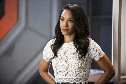 """The Flash -- """"Rupture"""" -- Image: FLA220b_0079b.jpg -- Pictured: Candice Patton as Iris West -- Photo: Bettina Strauss/The CW -- © 2016 The CW Network, LLC. All rights reserved."""