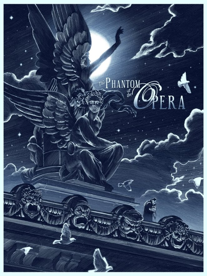 The Phantom of the Opera_Variant Edition_Nicolas Delort