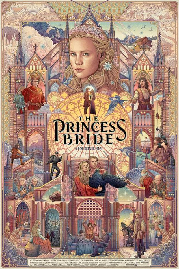 The Princess Bride by Ise Ananphada