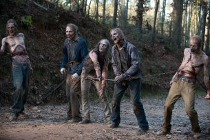 Walkers - The Walking Dead _ Season 6, Episode 16 - Photo Credit: Gene Page/AMC