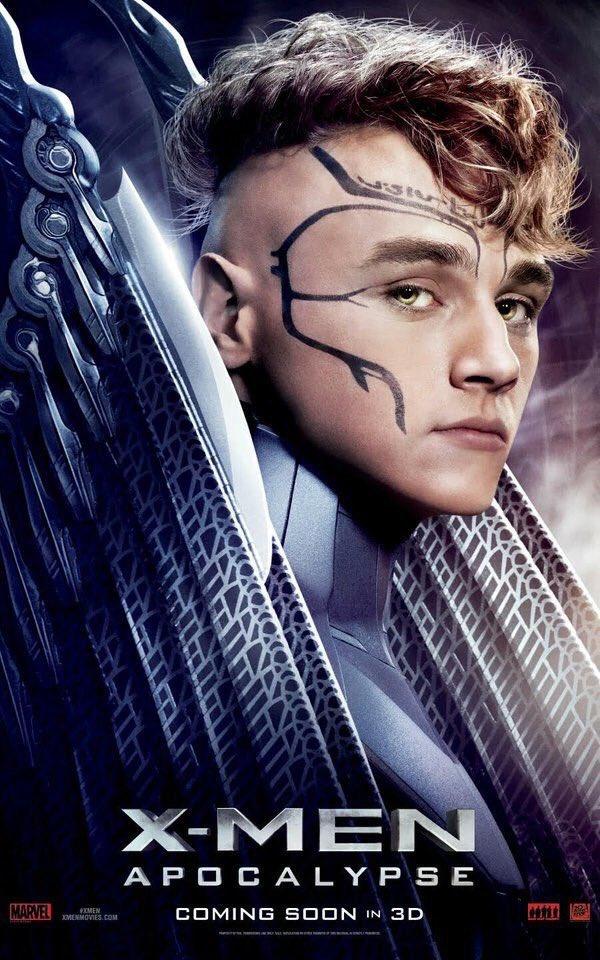 X-Men_Apocalypse_Archangel Character Poster