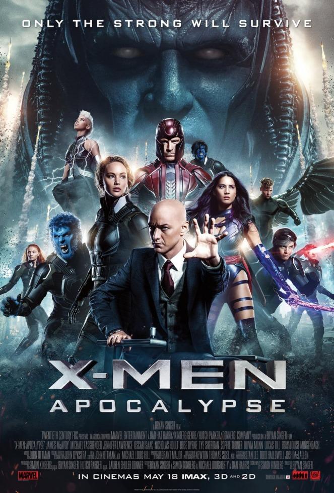 X-Men_Apocalypse_IMAX Poster