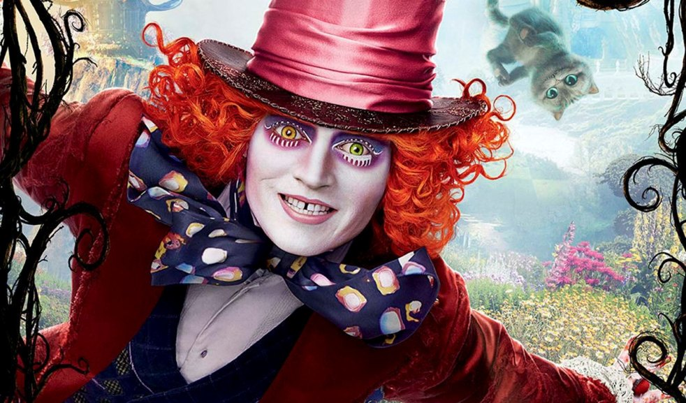 Alice Through The Looking Glass_IMAX Poster2