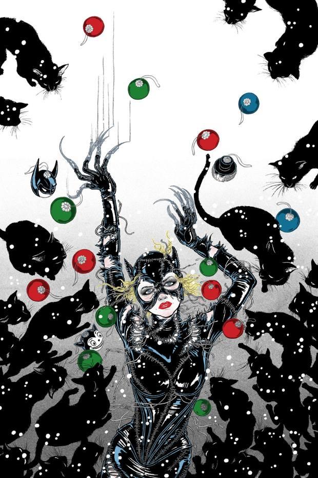 BATMAN RETURNS_Catwoman_Yuko Shimizu