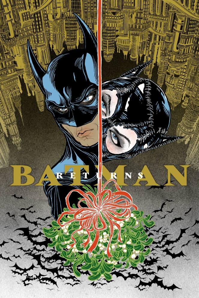 BATMAN RETURNS_Standard_Yuko Shimizu