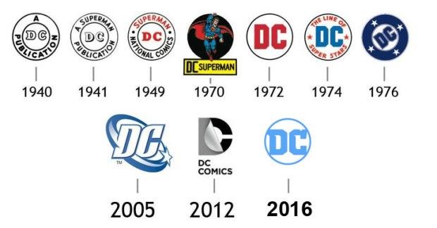 DC Comics Logos2