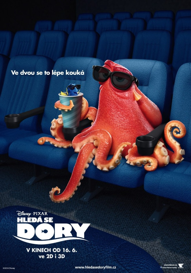 Finding Dory_International Poster