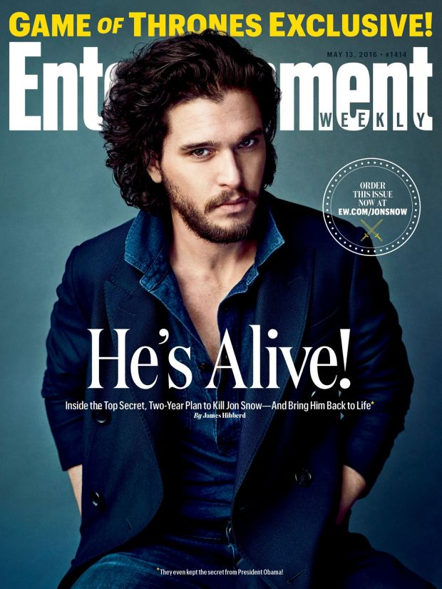 Game of Thrones_Kit Harington_EW Cover
