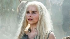 Emilia Clarke as Daenerys Targaryen. Photo: HBO