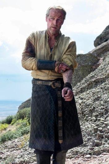 Iain Glen as Jorah Mormont