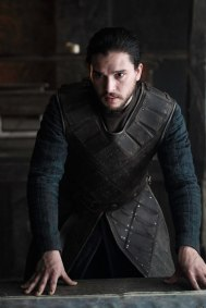 Kit Harington as Jon Snow. Credit: Helen Sloan/HBO