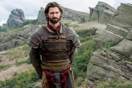 Michiel Huisman as Daario Naharis. Credit: Macall B. Polay/HBO