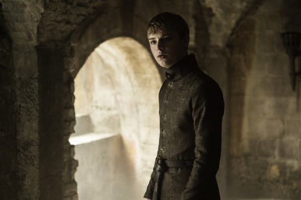 Dean-Charles Chapman as Tommen Baratheon. Credit: Helen Sloan/HBO