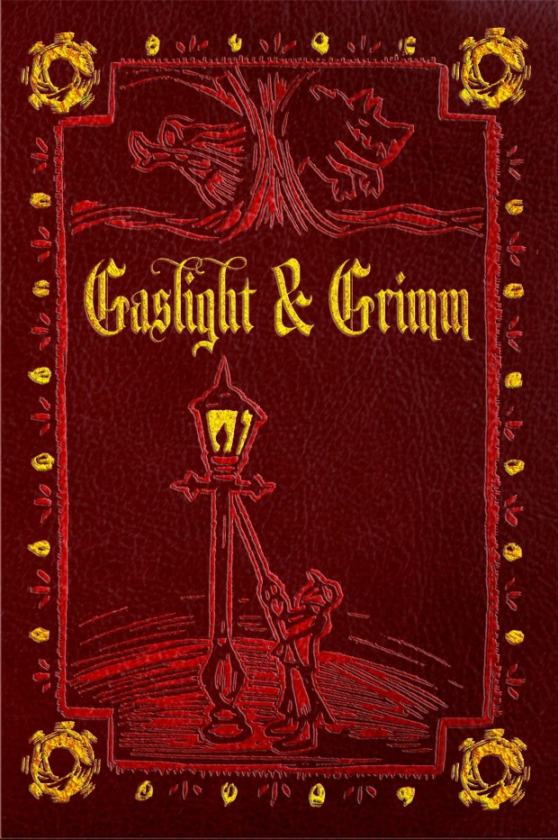 G&GRed-Gold Leaf