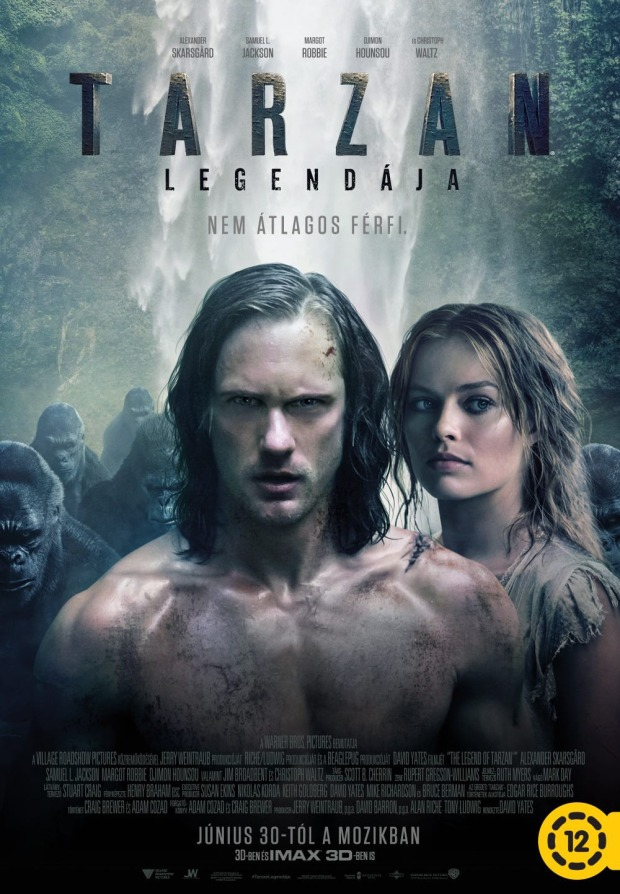 Legend of Tarzan_International Poster