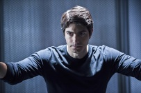 "DC's Legends of Tomorrow -- ""Destiny""-- Image LGN115a_0118bjpg -- Pictured: Brandon Routh as Ray Palmer/Atom -- Photo: Cate Cameron/The CW -- © 2016 The CW Network, LLC. All Rights Reserved."
