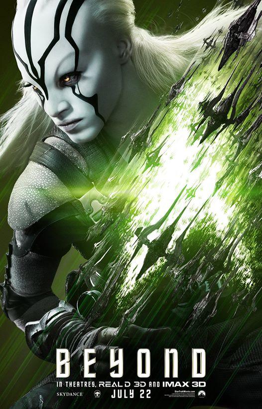 Star Trek Beyond_ Jaylah Character Poster