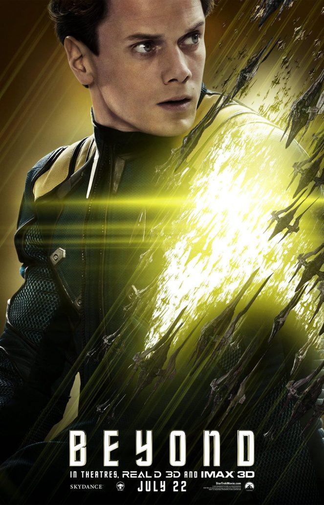 Star Trek Beyond_Chekov Character Poster